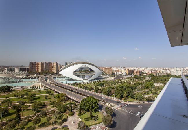 Apartamento en Valencia - Operaflats Duplex