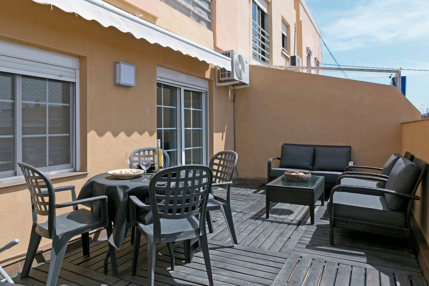 Malvarrosa Attic Beach - Apartments in Valencia